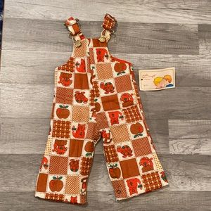 Vintage heir craft by freitag baby overall-9months